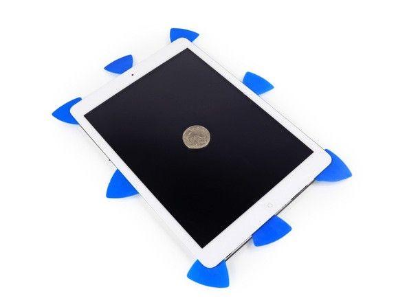 iPad Air od środka