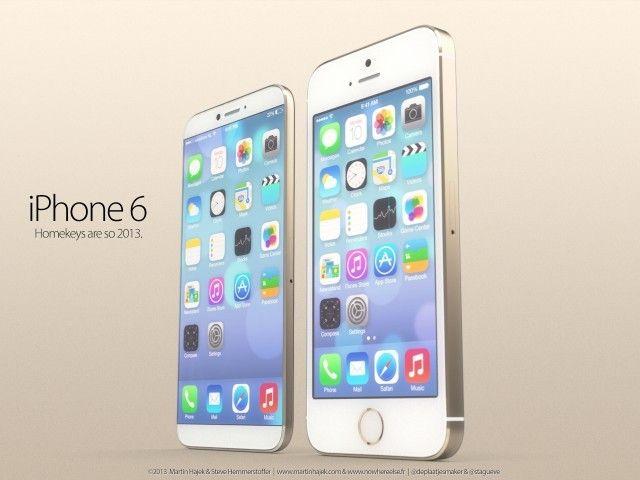 Kolejny model iPhona. Koncepty