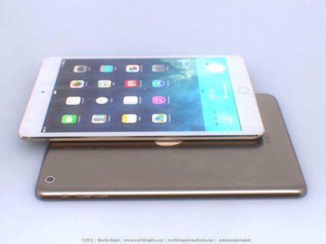iPad mini 3 z przyciskiem Touch ID