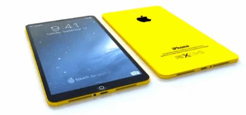 Większy i cieńszy iPhone 6
