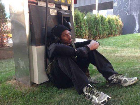 O tym jak bezdomny stał się programistą