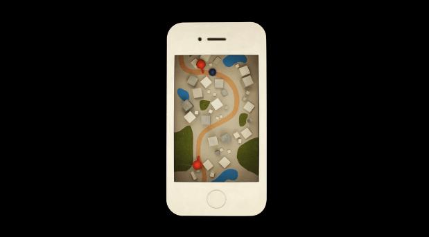 Ręczna robota – iPhone na filmie poklatkowym