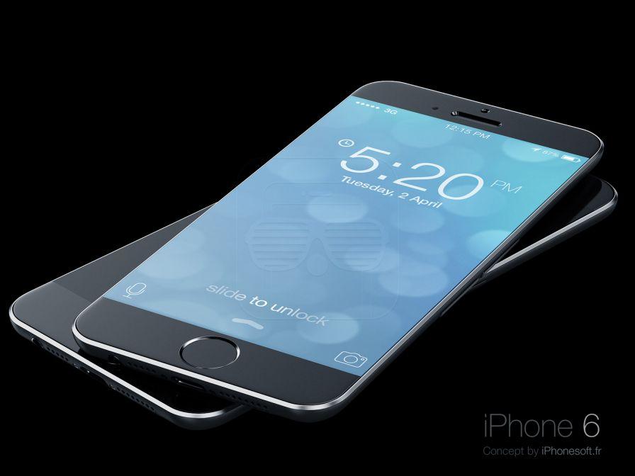 Czy właśnie takich iPhone?ów możemy spodziewać się w przyszłym roku?