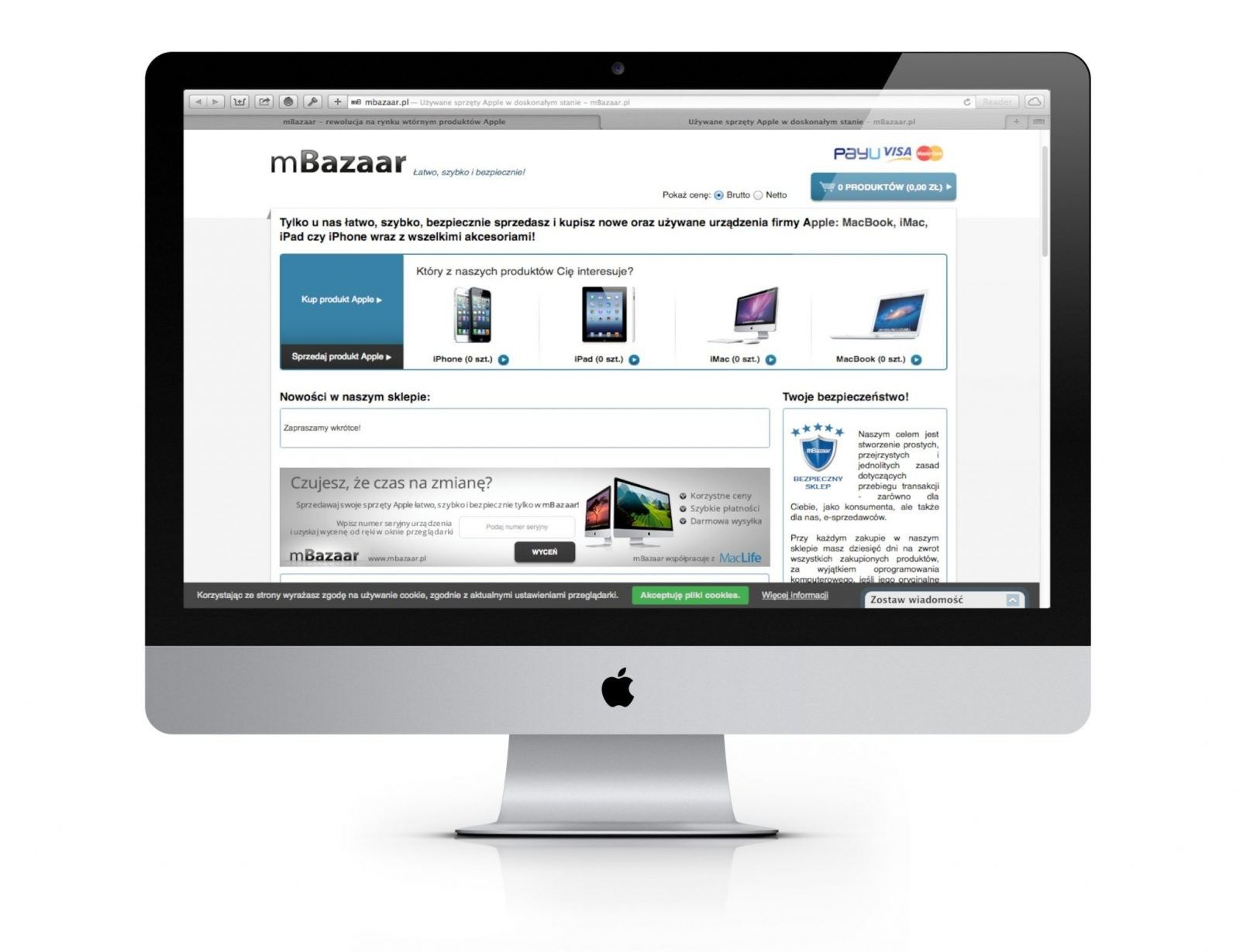 mBazaar – ciekawy projekt