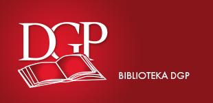 Nowa aplikacja – Biblioteka DGP