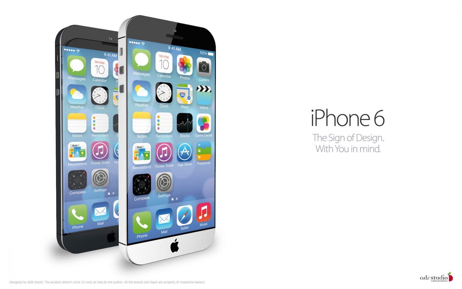 Pierwsze rzekome przecieki na temat iPhone?a 6