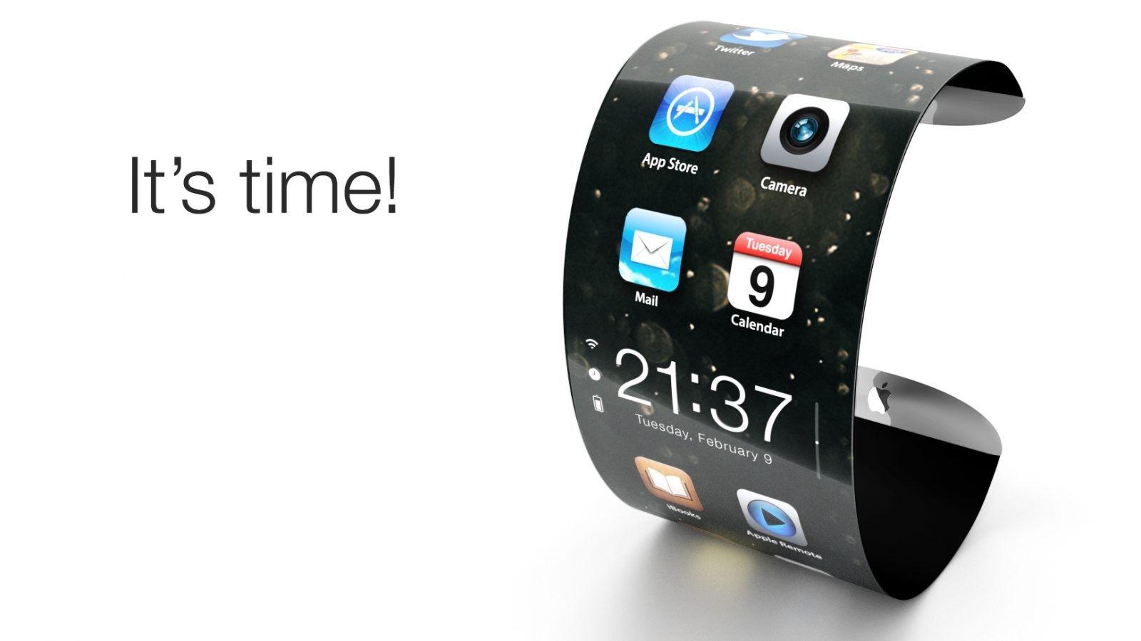 Nowe szkło Gorilla Glass i zegarek iWatch