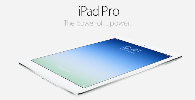 Duży iPad najprawdopodobniej jesienią 2014