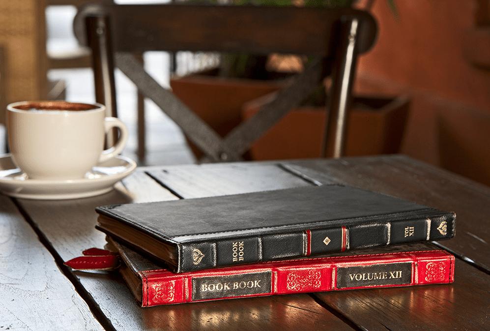 Twelve South BookBook Classic Black w wydaniu dla iPad?a mini, czyli sprzętowy garnitur z klasą
