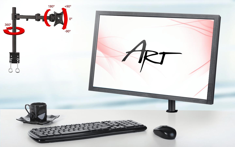 ART L-01 i L-02 – (u)chwyć monitory