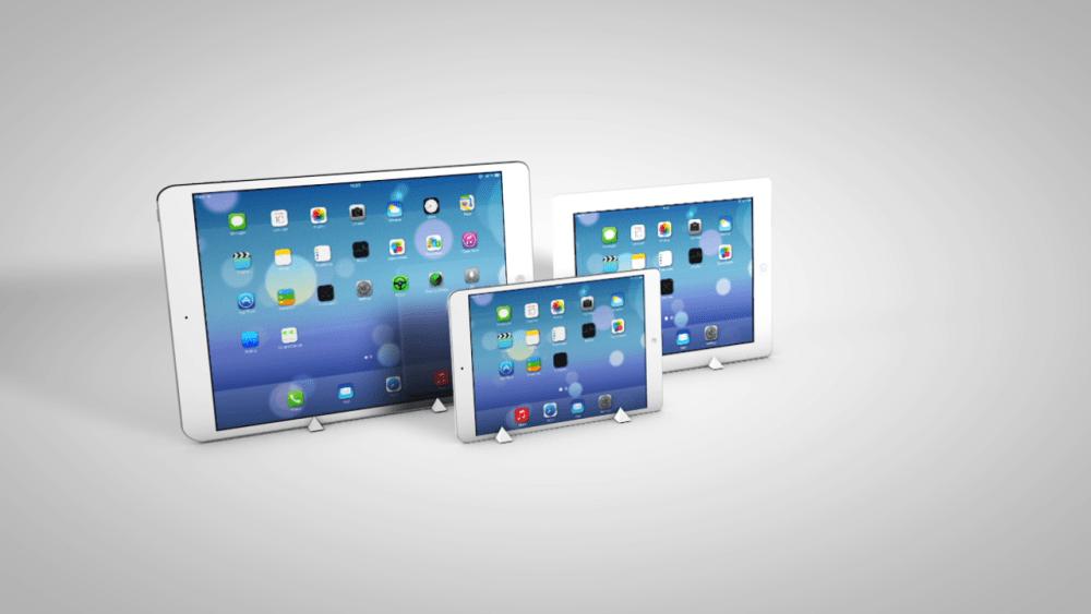 Większy iPad jeszcze nie w tym roku