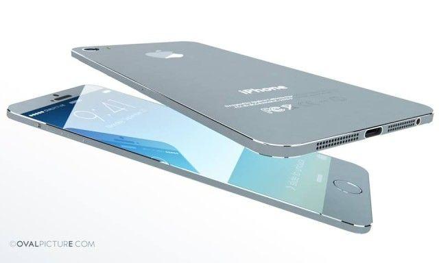 Konceptów iPhona 6 ciąg dalszy