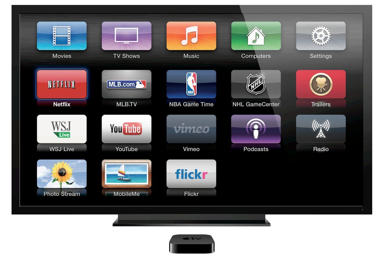iOS 7 zdradza pojawienie się nowej wersji Apple TV