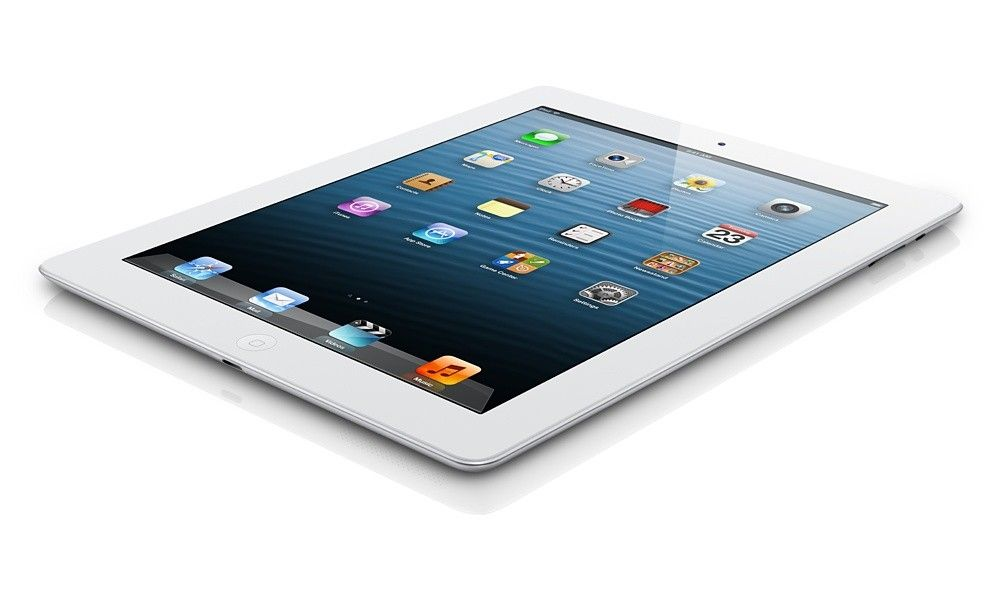 Interaktywna ramka w iPadzie