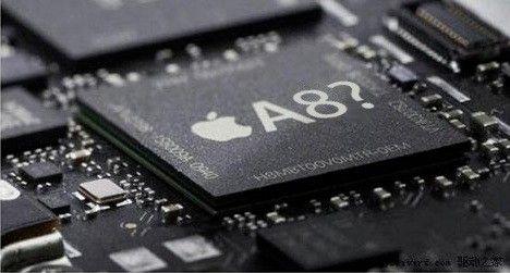 Procesory A8 już w produkcji