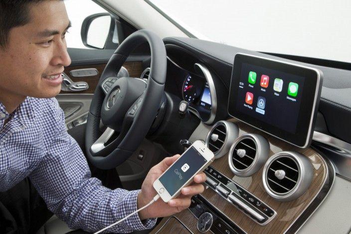 CarPlay w starszych modelach samochodów