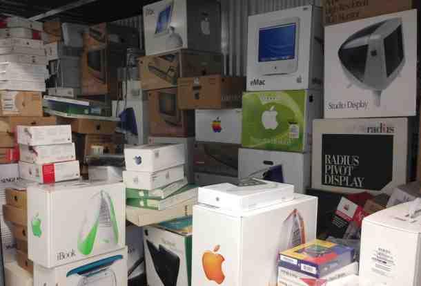Wzbudzająca podziw kolekcja urządzeń od Apple
