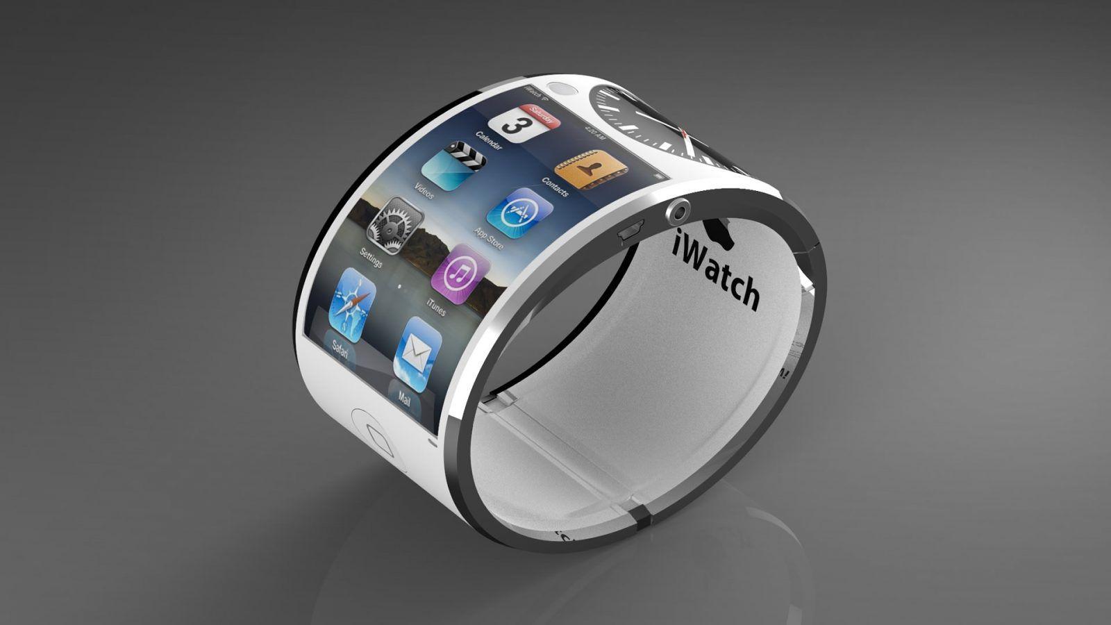 Czujnik promieniowania UV na wyposażeniu zegarka iWatch