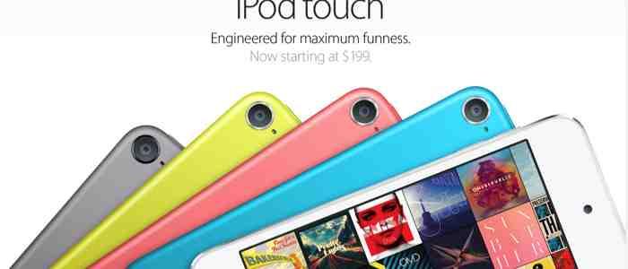 Mała rewolucja w iPodach Touch