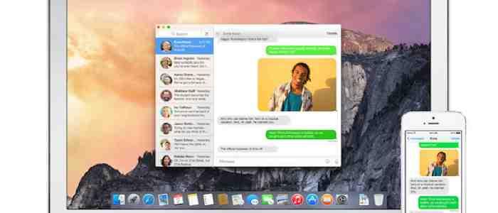 OS X Yosemite oraz iOS 8 pojawią się oddzielnie