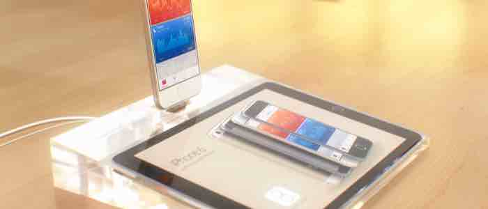 iPhone 6 i cały zestaw sprzedażowy przedmiotem konceptu
