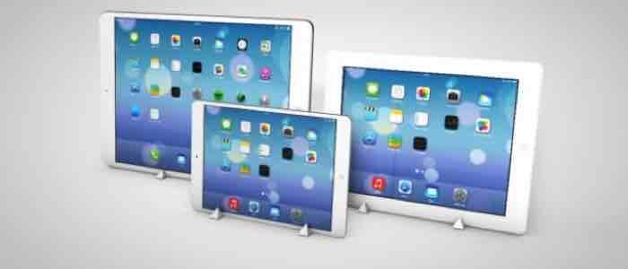 Większy iPad po raz kolejny tematem plotek