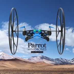 Recenzja Parrot Rolling Spider w AppleMobile.pl 6