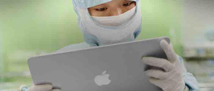 O zbliżających się modelach iPada po raz kolejny