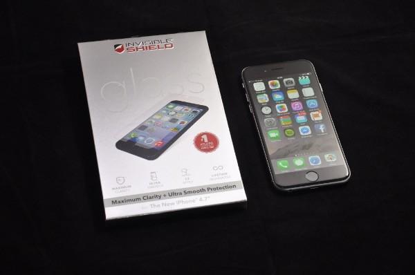 Recenzja Invisible Shield GLASS dla iPhone 6 1