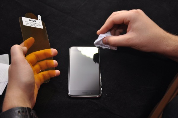 Recenzja Invisible Shield GLASS dla iPhone 6 16