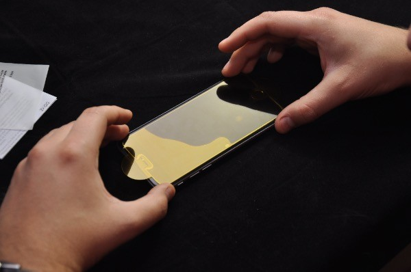 Recenzja Invisible Shield GLASS dla iPhone 6 25