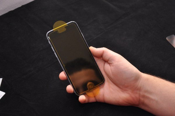Recenzja Invisible Shield GLASS dla iPhone 6 27