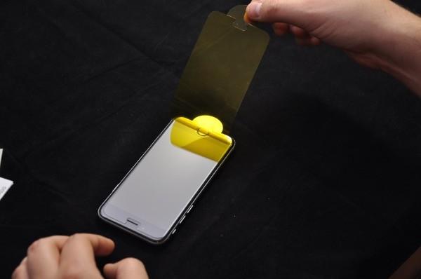 Recenzja Invisible Shield GLASS dla iPhone 6 31