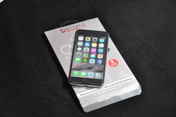 Recenzja Invisibile Shield GLASS dla iPhone 6- Szklany protektor wysokiej jakości od ZAGG