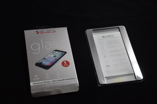Recenzja Invisible Shield GLASS dla iPhone 6 5