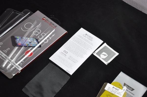 Recenzja Invisible Shield GLASS dla iPhone 6 8