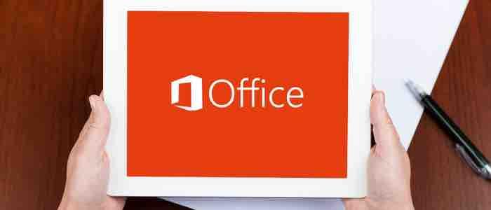 Zmiany w pakiecie biurowym od Microsoftu dla iPada