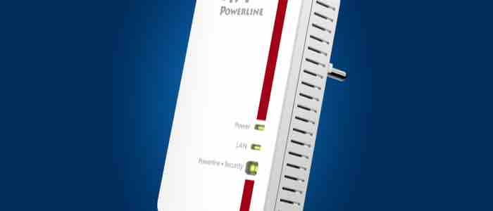 Nowy FRITZ!Powerline 1000E – najszybszy z adapterów powerline