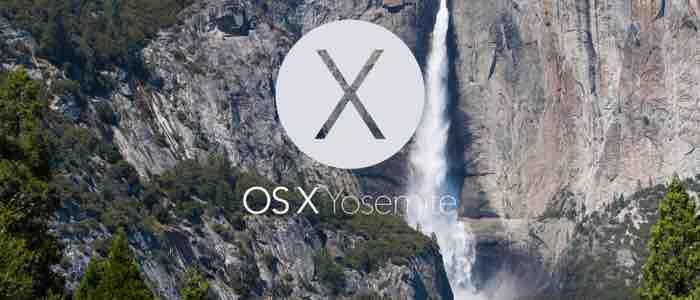 Aktualizacja dla systemu OS X Yosemite