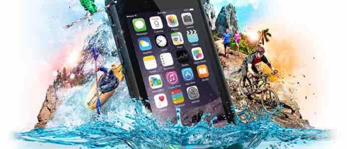 Wodoszczelne obudowy LifeProof fre do iPhone 6