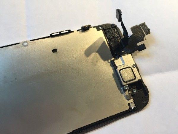 Wymiana zbitej szybki w iPhone Szczecin serwis apple 11