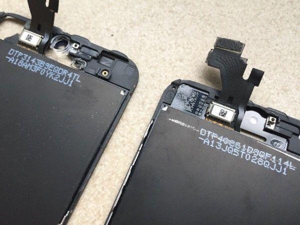 Wymiana zbitej szybki w iPhone Szczecin serwis apple 4
