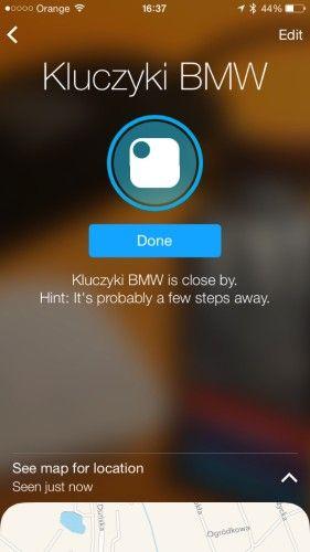 Recenzja Tile - breloka pozwalajcego oszukać zgubione przedmioty w AppleMobile.pl  11