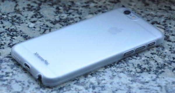 Recenzja XtremeMac Microshield IPP-MC6-03 – pół-przeźroczyste etui ochronne do iPhone 6