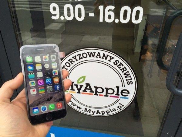 zbita szybka iphone 6 naprawa serwis iphone szczecin AppleMobile.pl 10