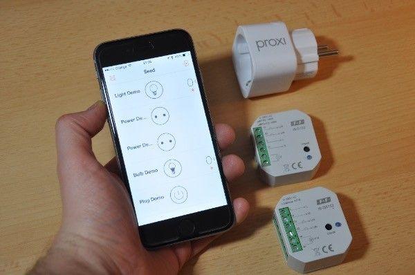 Pierwsza polska recenzja PROXI – Inteligencja Bluetooth to przyszłość automatyki budynkowej?