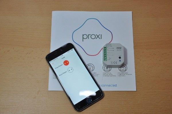 Recenzja PROXI - systemu inteligentnego domu Bluetooth LE od F&F w AppleMobile.pl 3