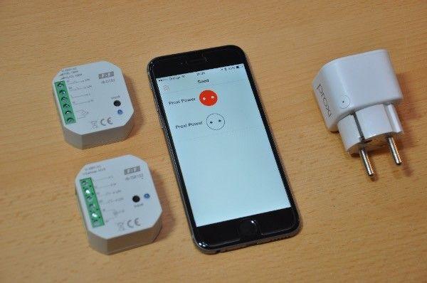 Recenzja PROXI - systemu inteligentnego domu Bluetooth LE od F&F w AppleMobile.pl 5