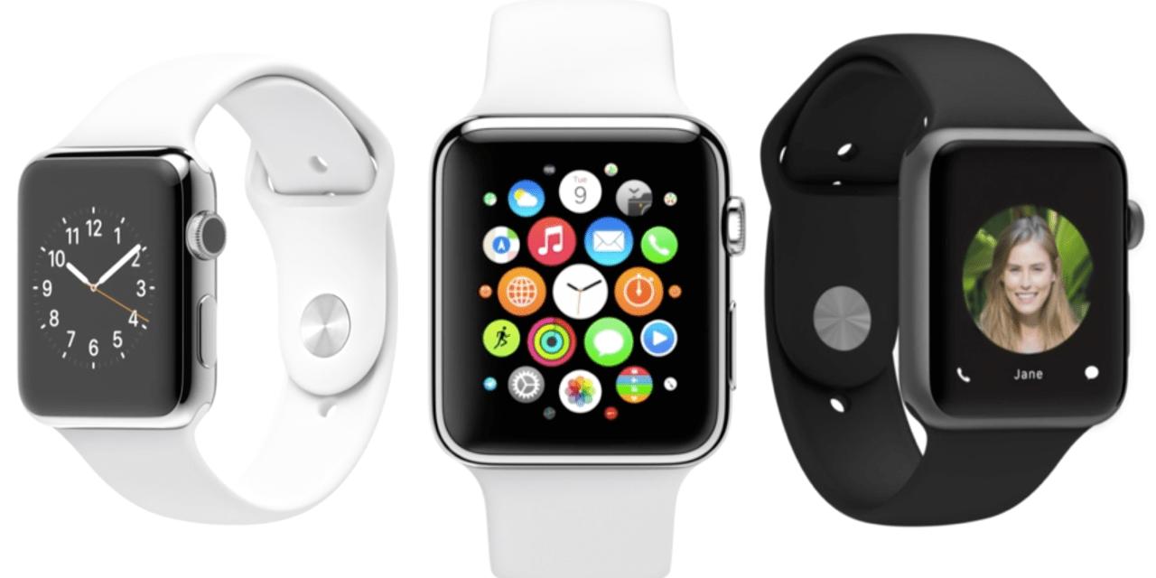 Plotki dotyczące zegarka Apple Watch 2