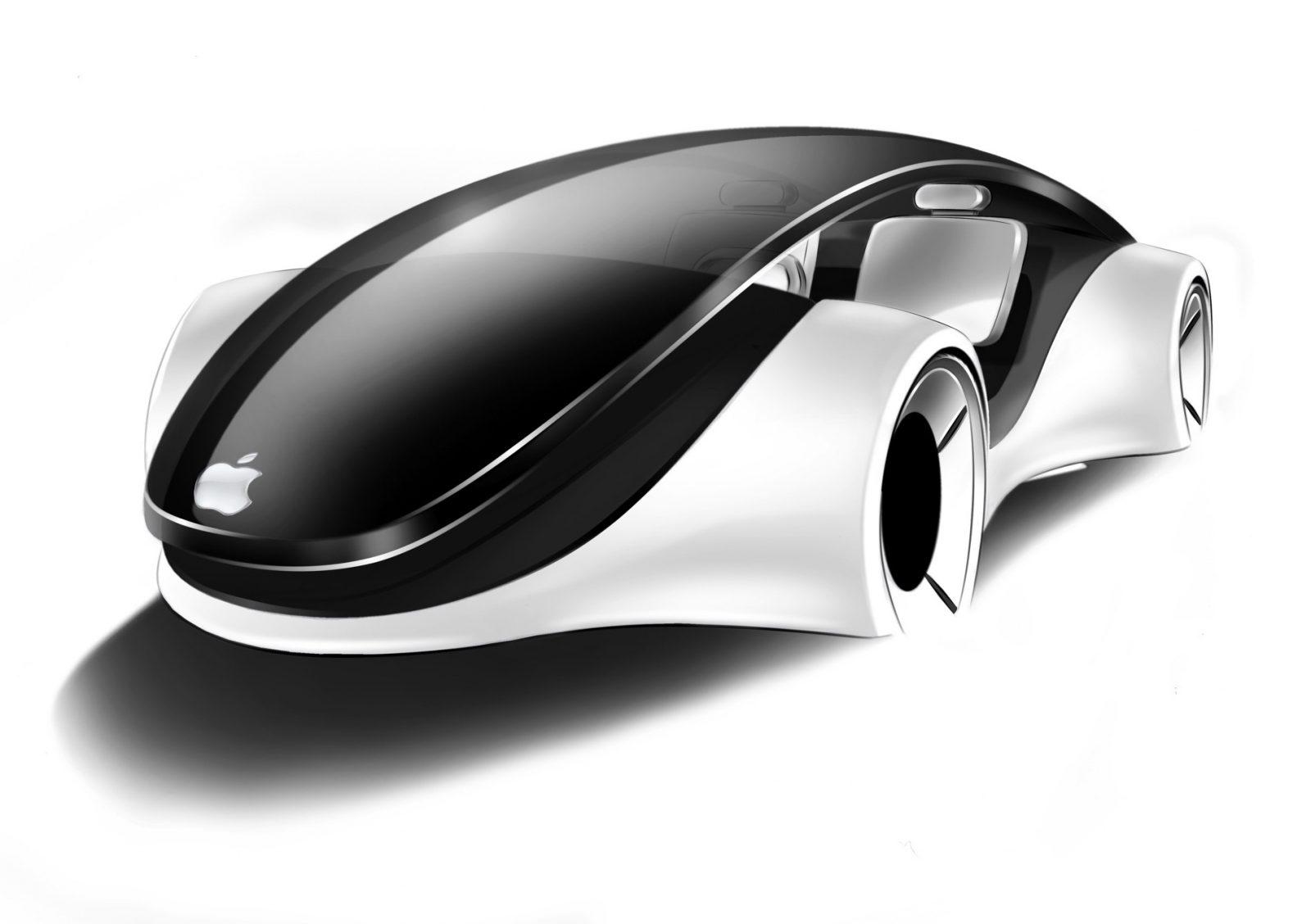 Samochód od Apple coraz bardziej materialny